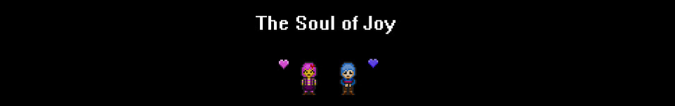 The Soul of Joy