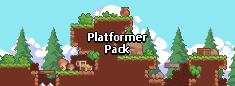 Pixel Platformer Pack