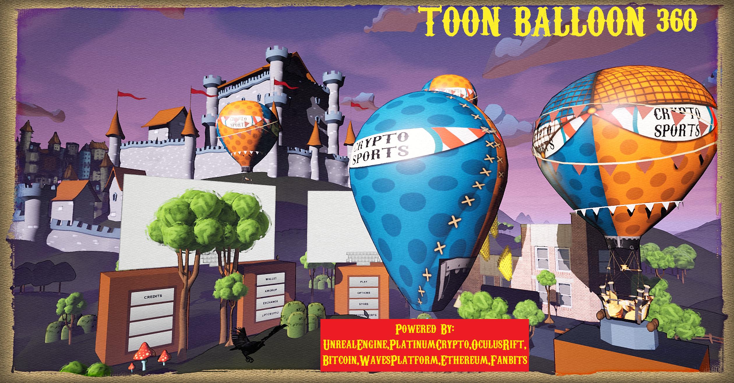 Toon Balloon 360