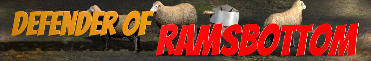 Defender of Ramsbottom