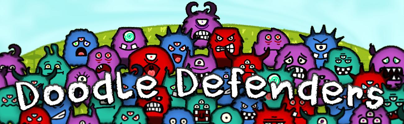Doodle Defenders