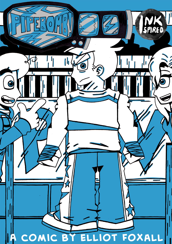 Pipebomb! comic