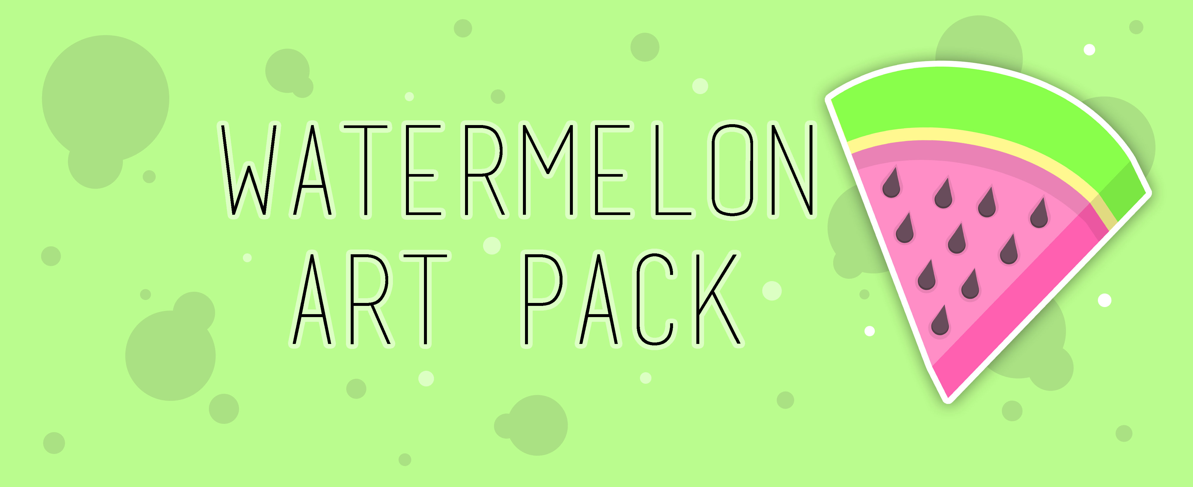 Watermelon Art Pack