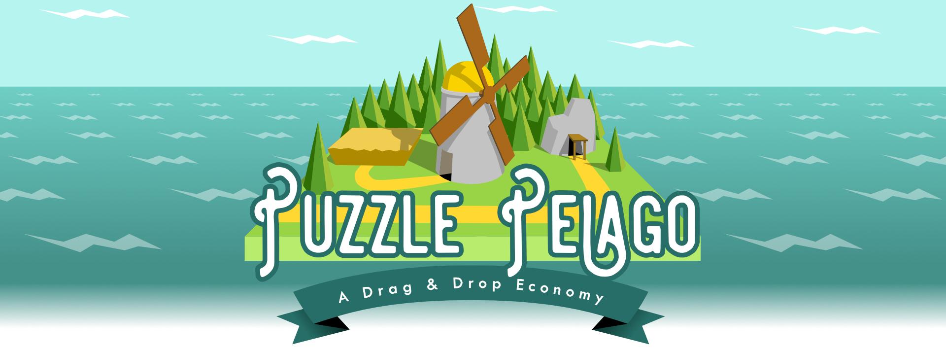 Puzzle Pelago - A Drag&Drop Economy (Silent Alpha)