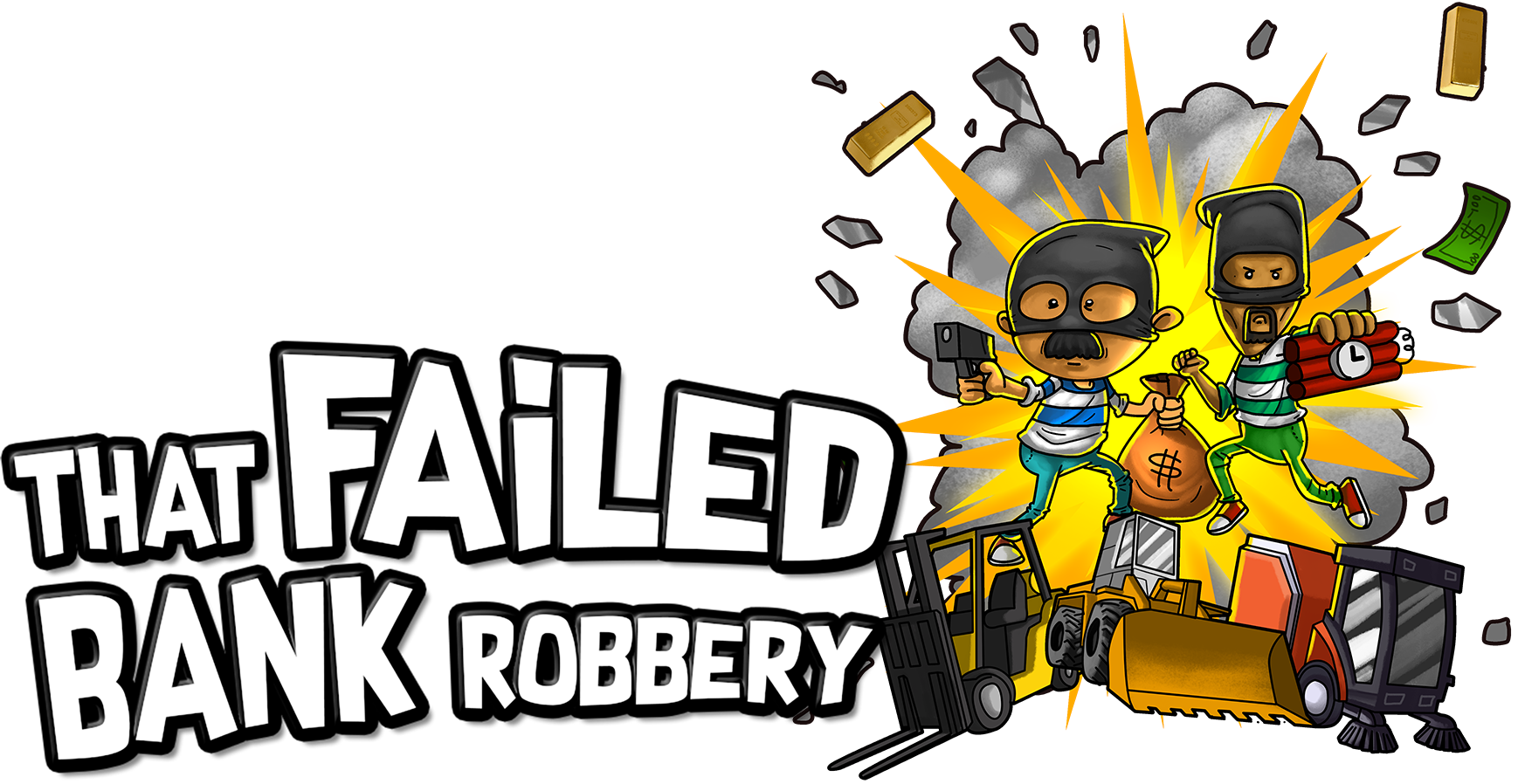 That Failed Bank Robbery