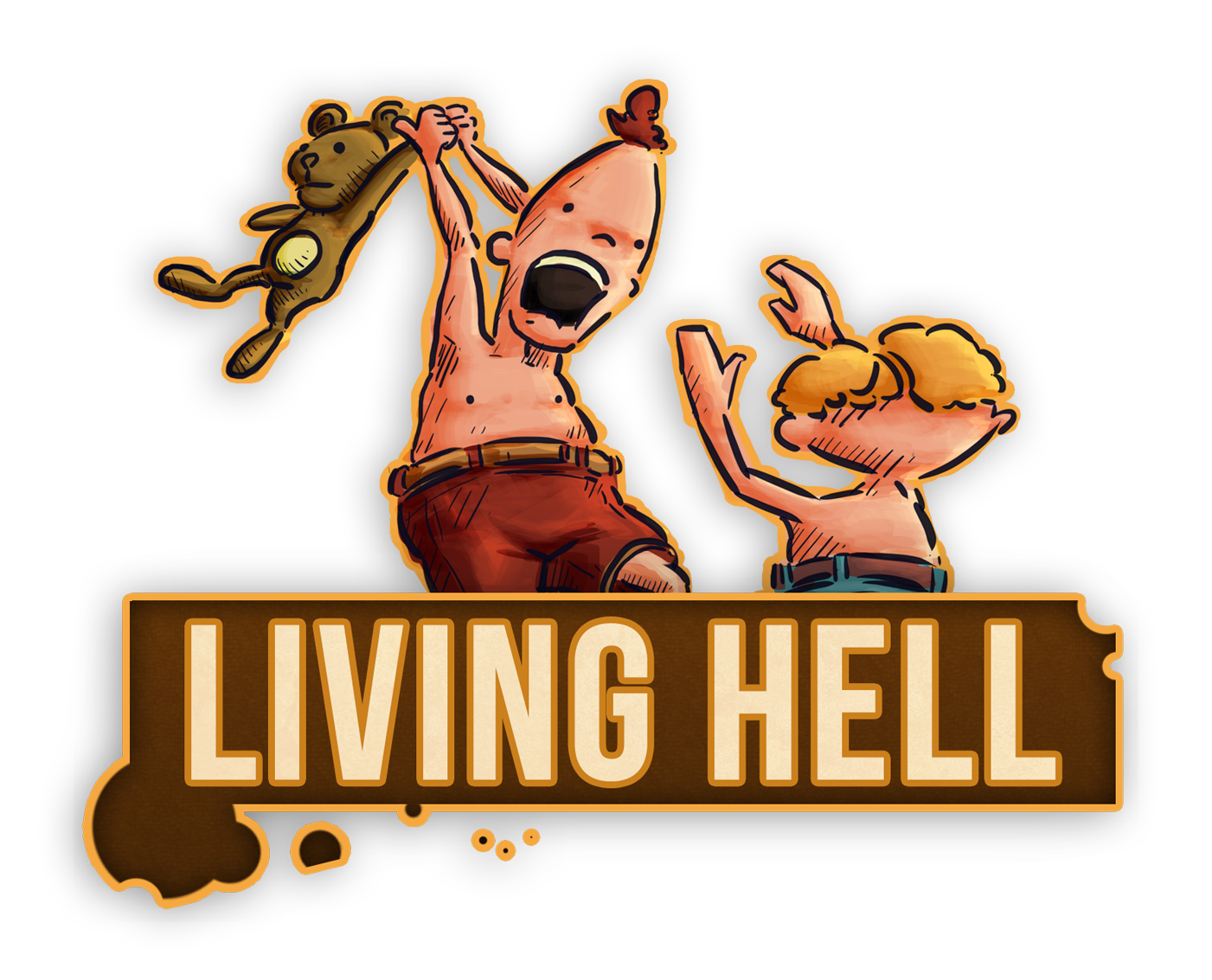 [Group18]Living Hell