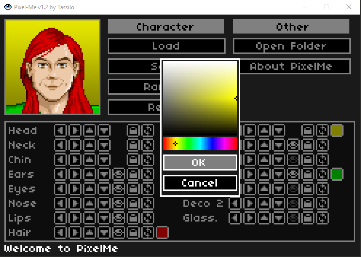 Preview of Pixel-Me v1 2 - Pixel-Me - The Pixelart Character