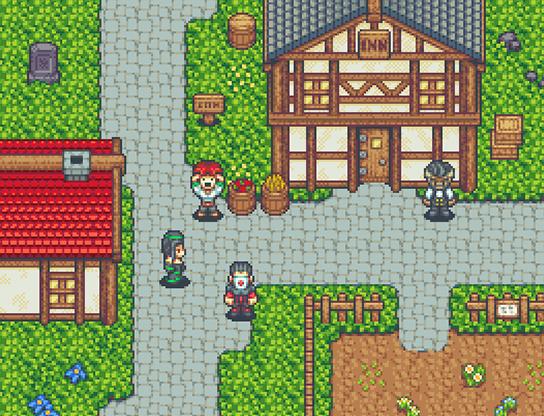 Time Fantasy RPG Asset Pixel Art Bundle - 2D Art - itch io