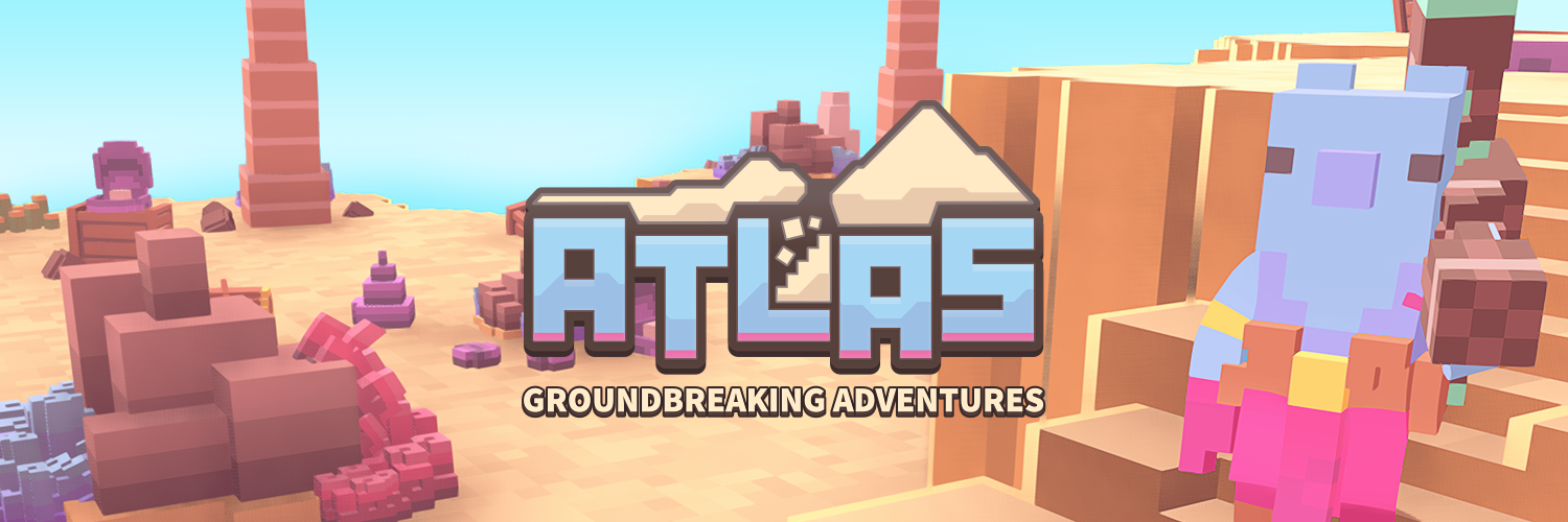 Atlas : Groundbreaking Adventures