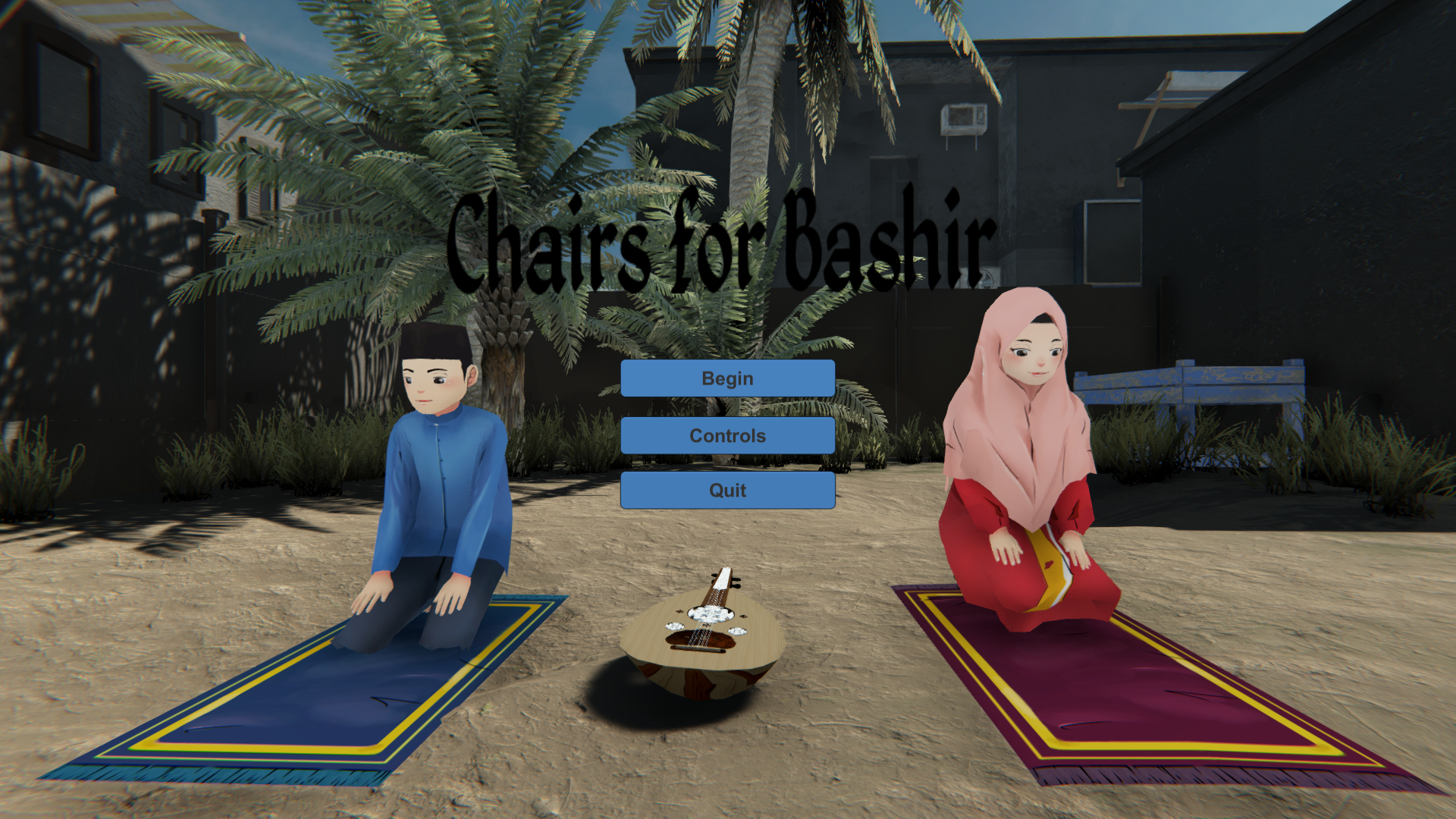 Chairs for Bashir