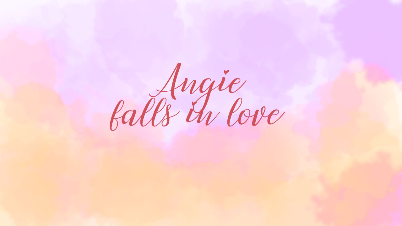 Angie falls in love