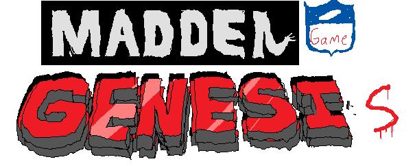 madden genesis