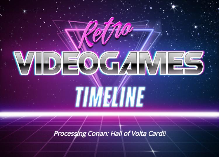 Timeline: Retro Games