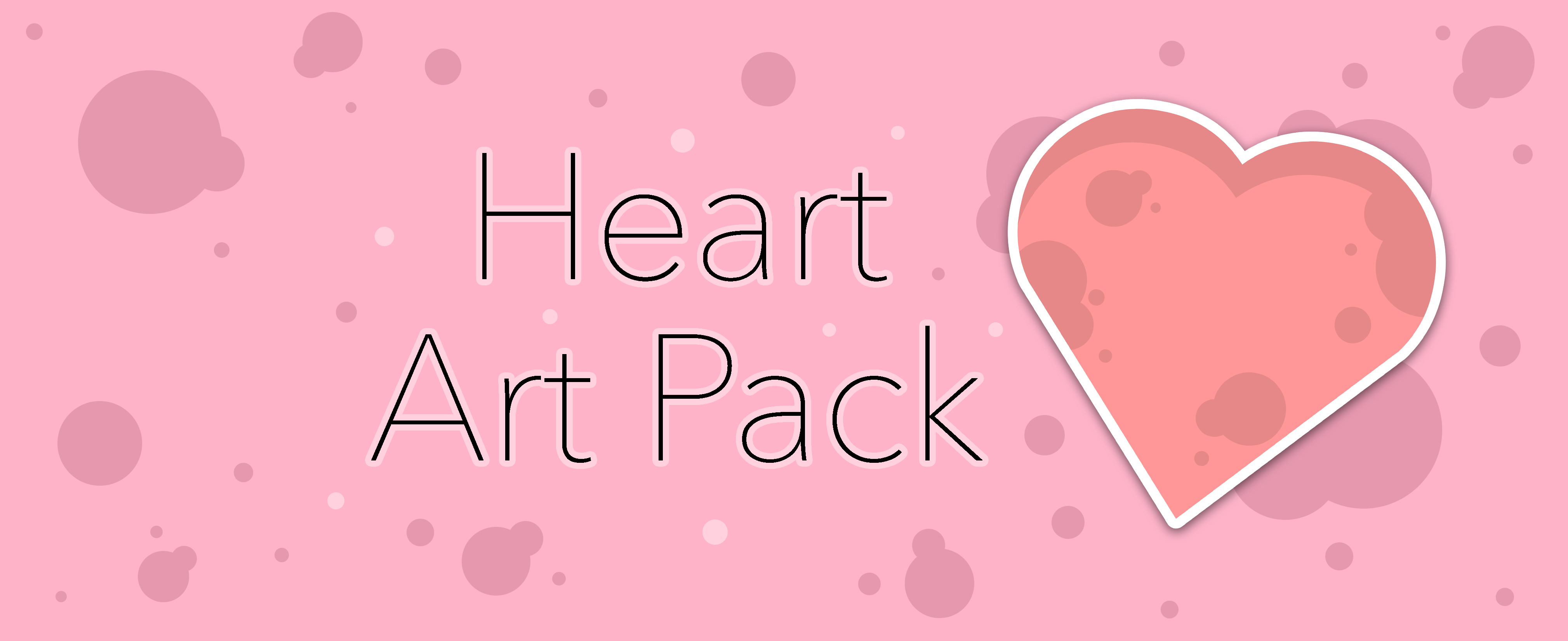 Heart Art Pack