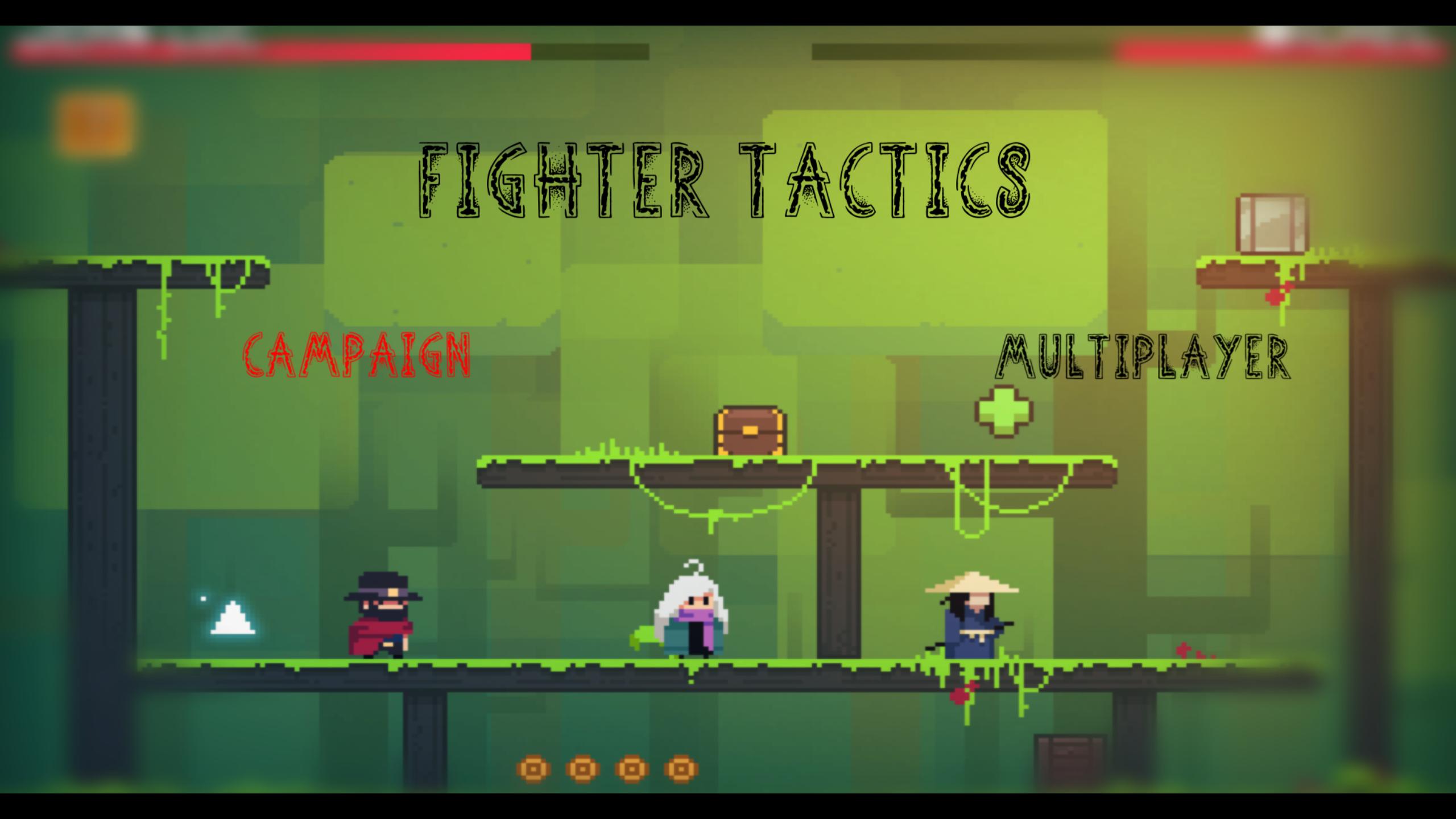 Fighter Tactics