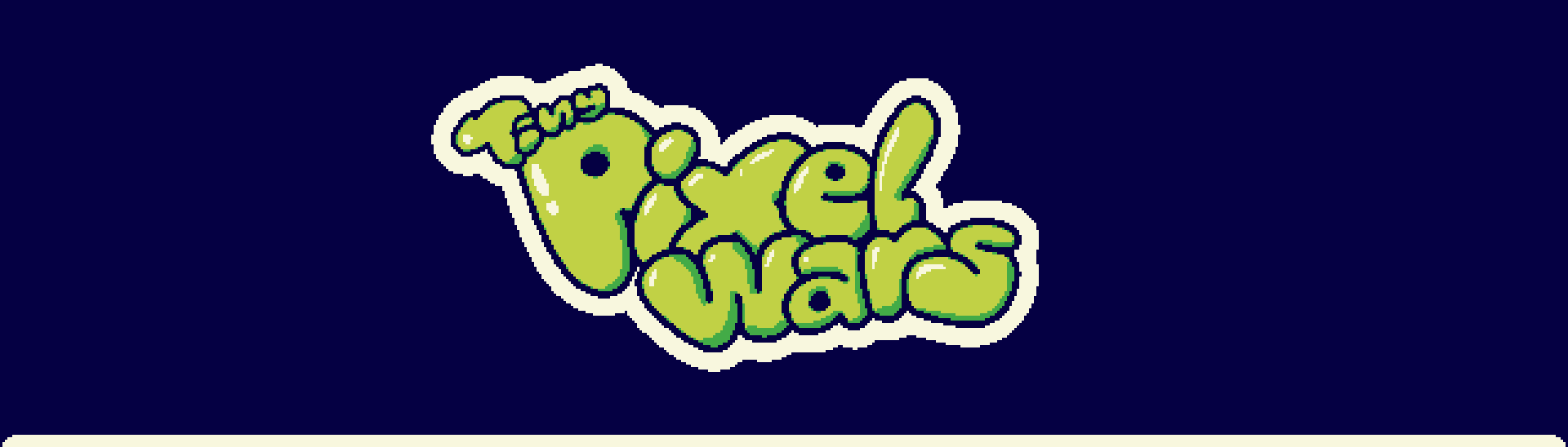Tiny Pixel Wars