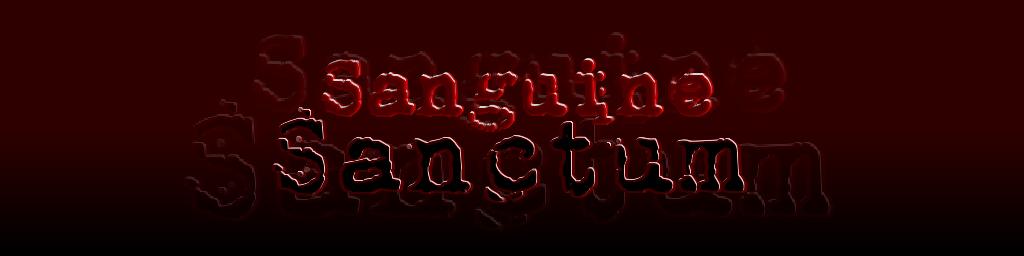 Sanguine Sanctum