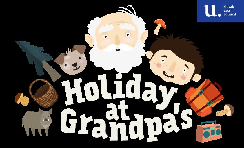 Holiday at Grandpa's