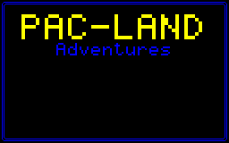 Pac Land Adventures