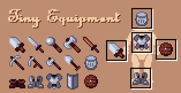 Tiny Equipment
