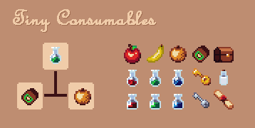 Tiny Consumables