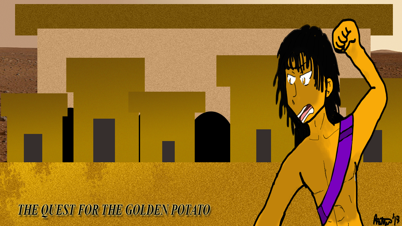 The Quest for the Golden Potato (Definitive)