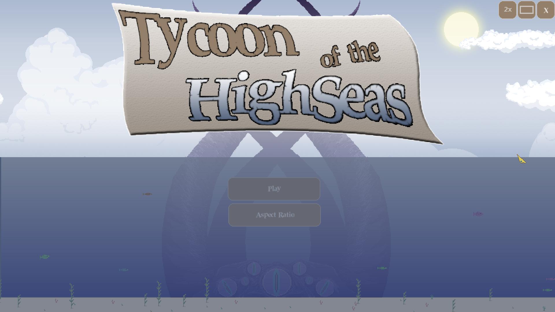 Tycoon of the HighSeas