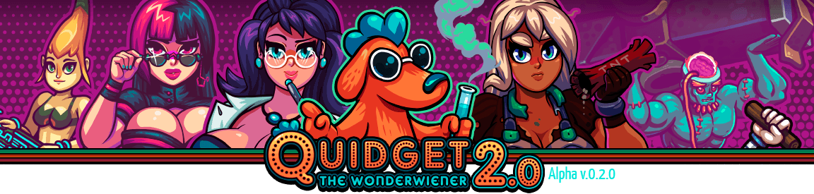 Quidget the Wonderwiener 2.0 (Alpha v.0.2) 18+