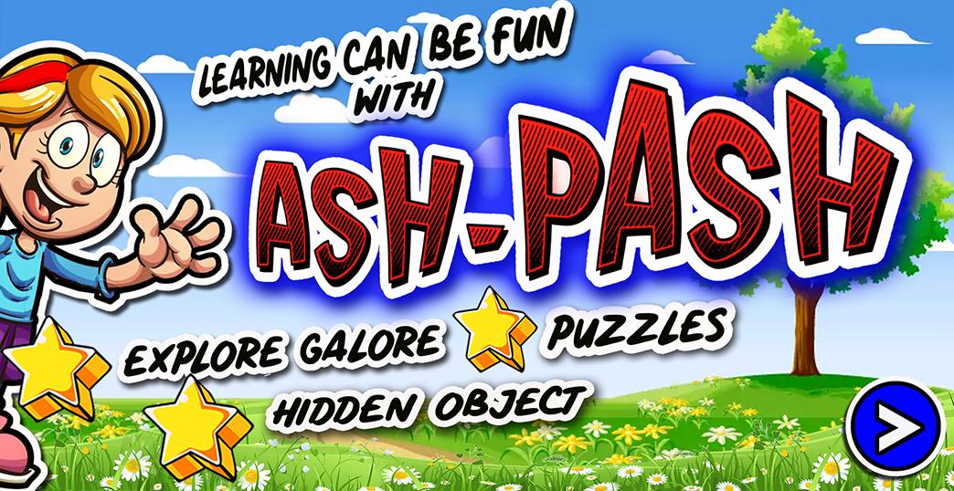 Ash Pash Demo