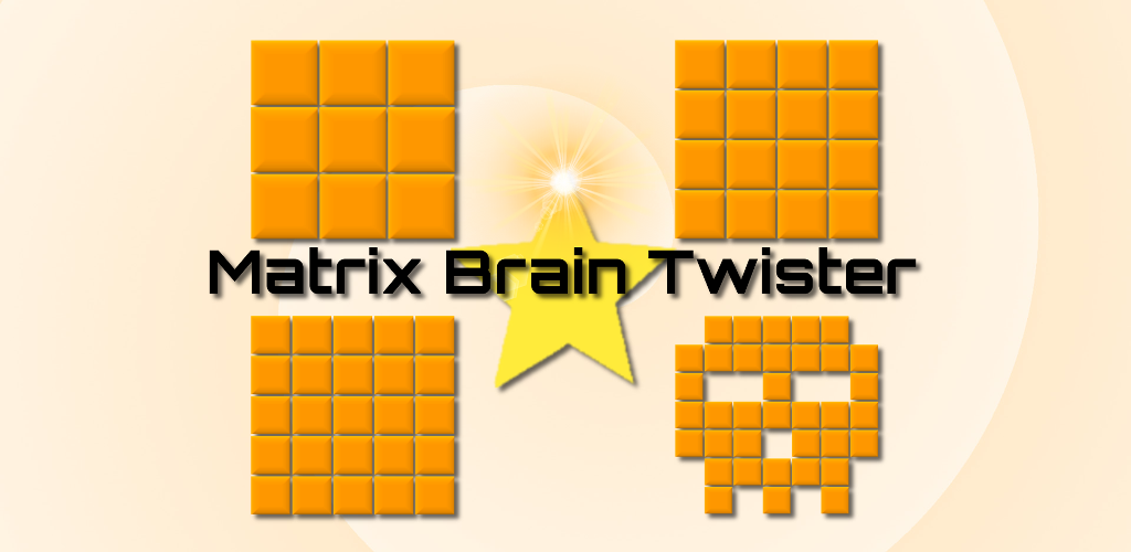 Matrix Brain Twister 2D