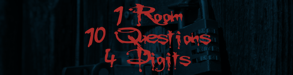 1Room, 10Q, 4Digits