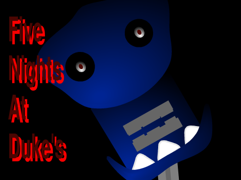 Five Nights at Duke's (Fangame)