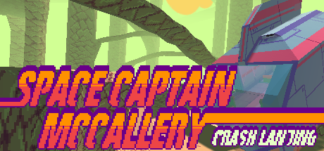 Space Captain McCallery Ep. 1: Crash Landing