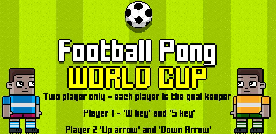Football Pong World Cup