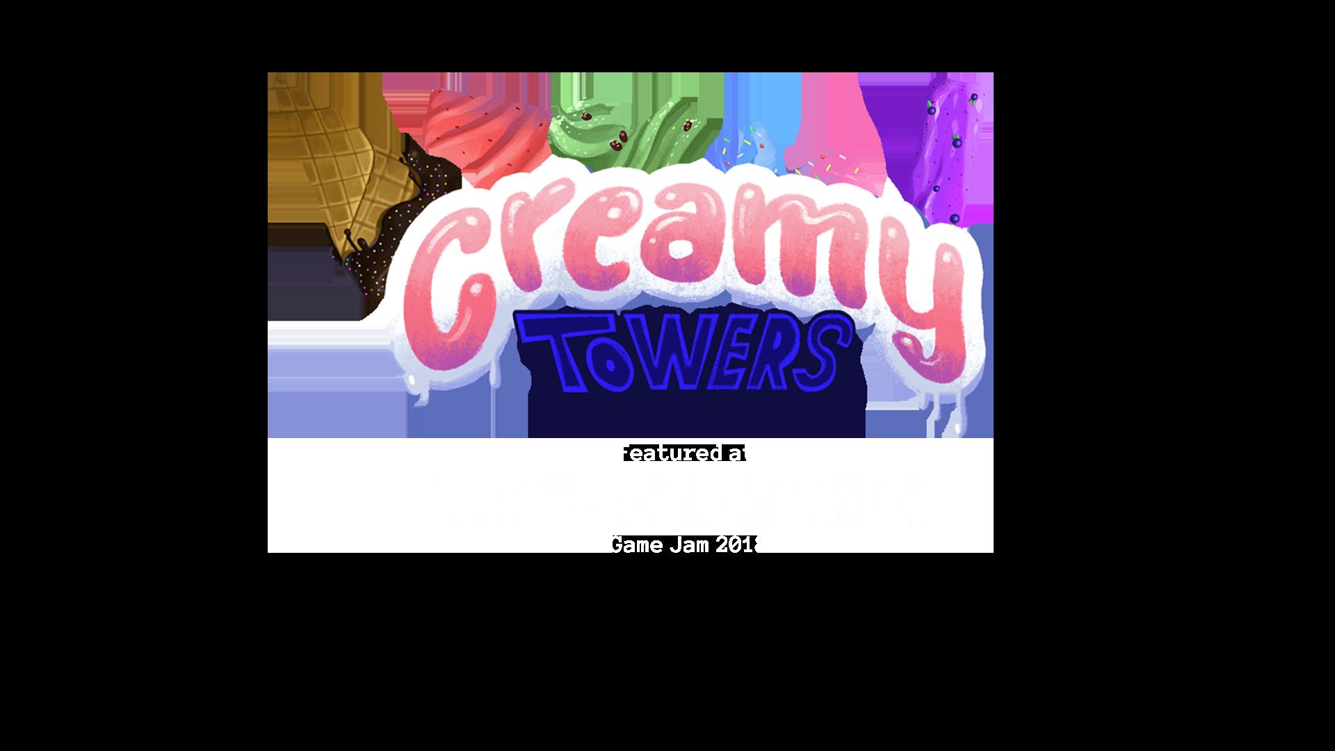 Creamy Towers