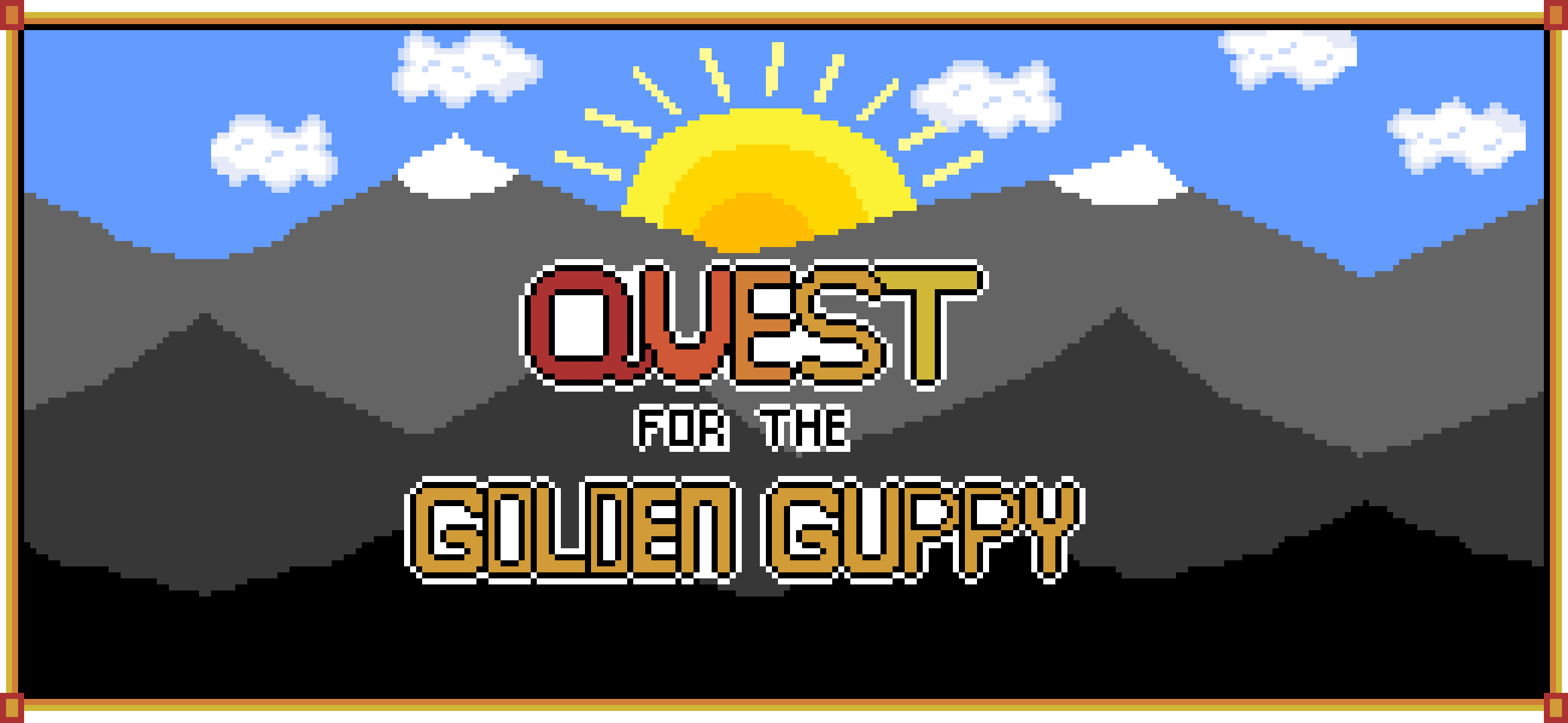 Quest for the Golden Guppy