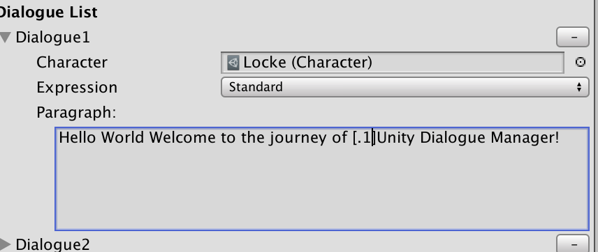Open source dialogue system for Unity - Devlogs - itch io