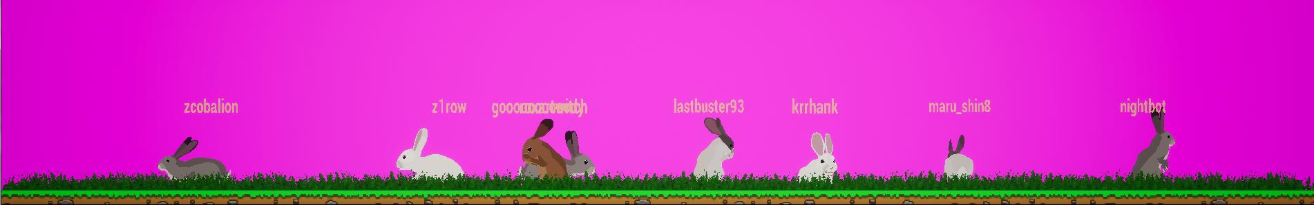 Puschel - Twitch.tv Bunnys