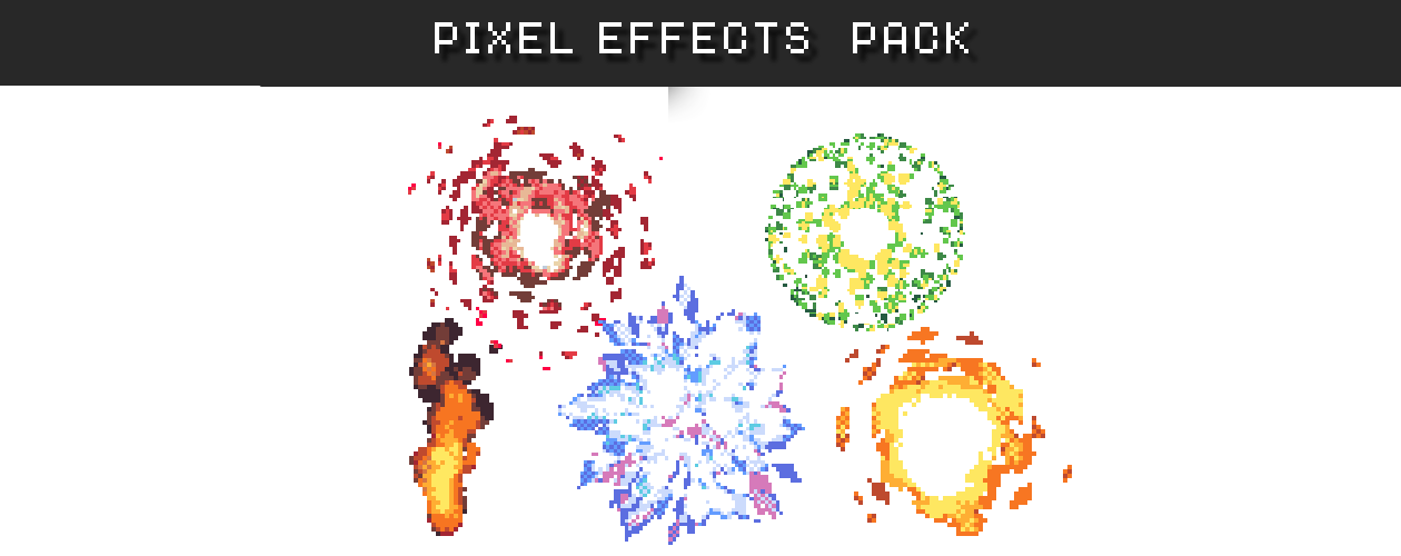 Free Pixel Effects Pack