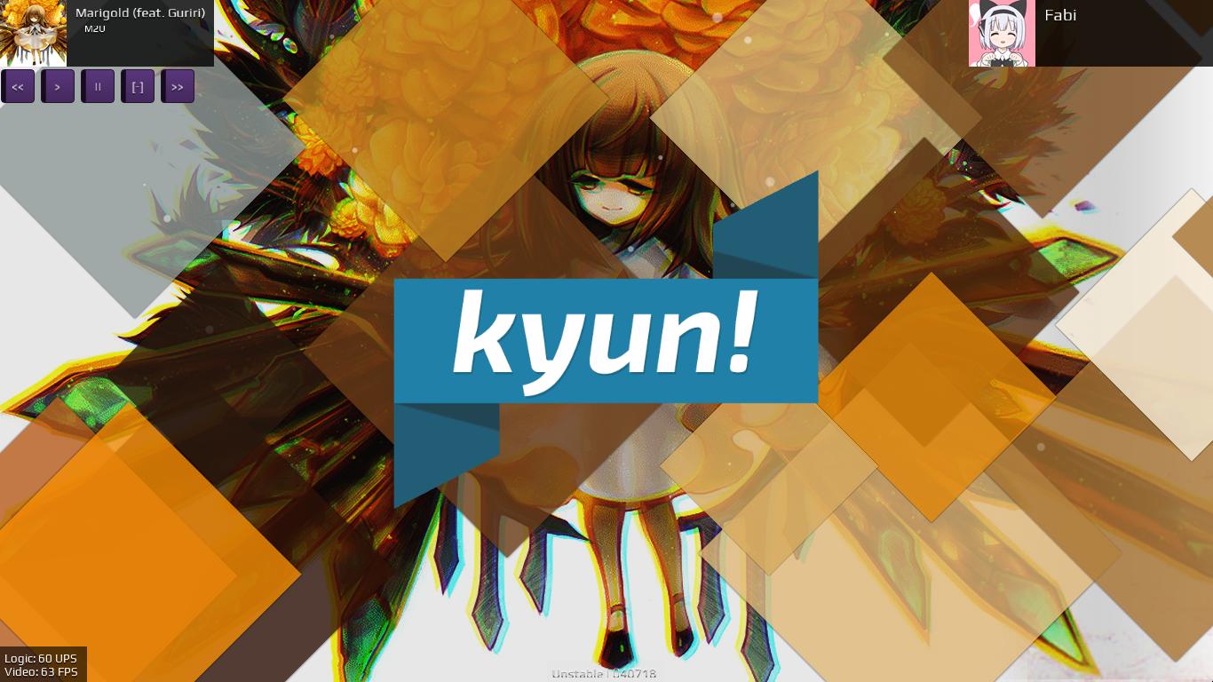 kyun! by Fabi