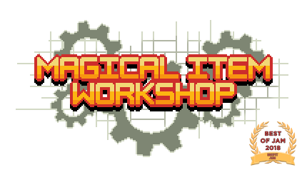 Magical Item Workshop