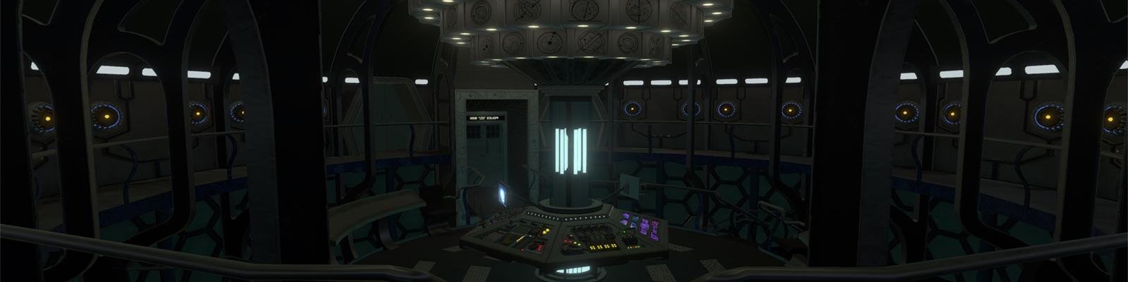 TARDIS VR