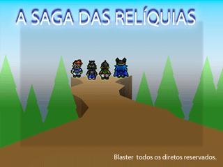 A  saga das Relíquias (Demo)