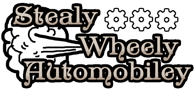 Stealy Wheely Automobiley