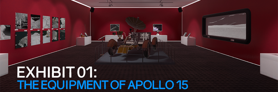 Exhibit 01: The Equipment of Apollo 15