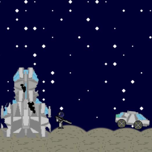 New Moon Patrol
