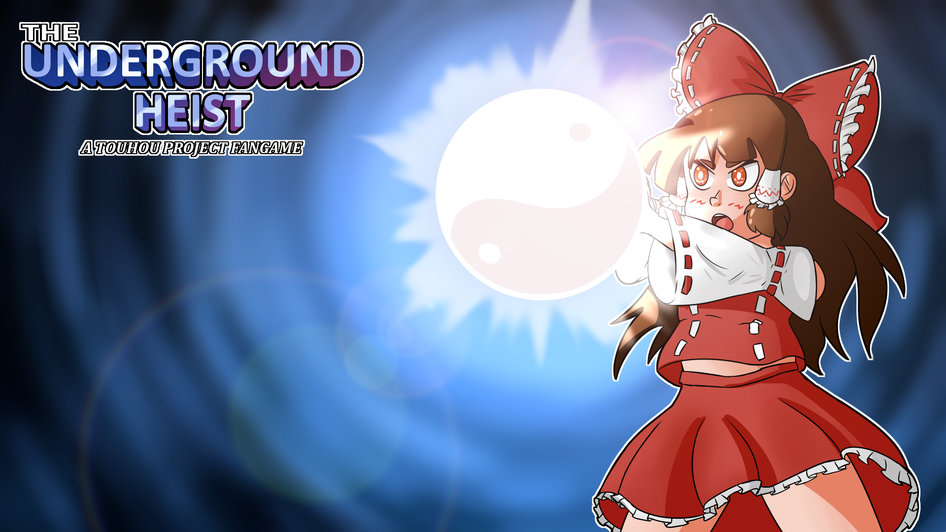 The underground Heist: A Touhou project fangame