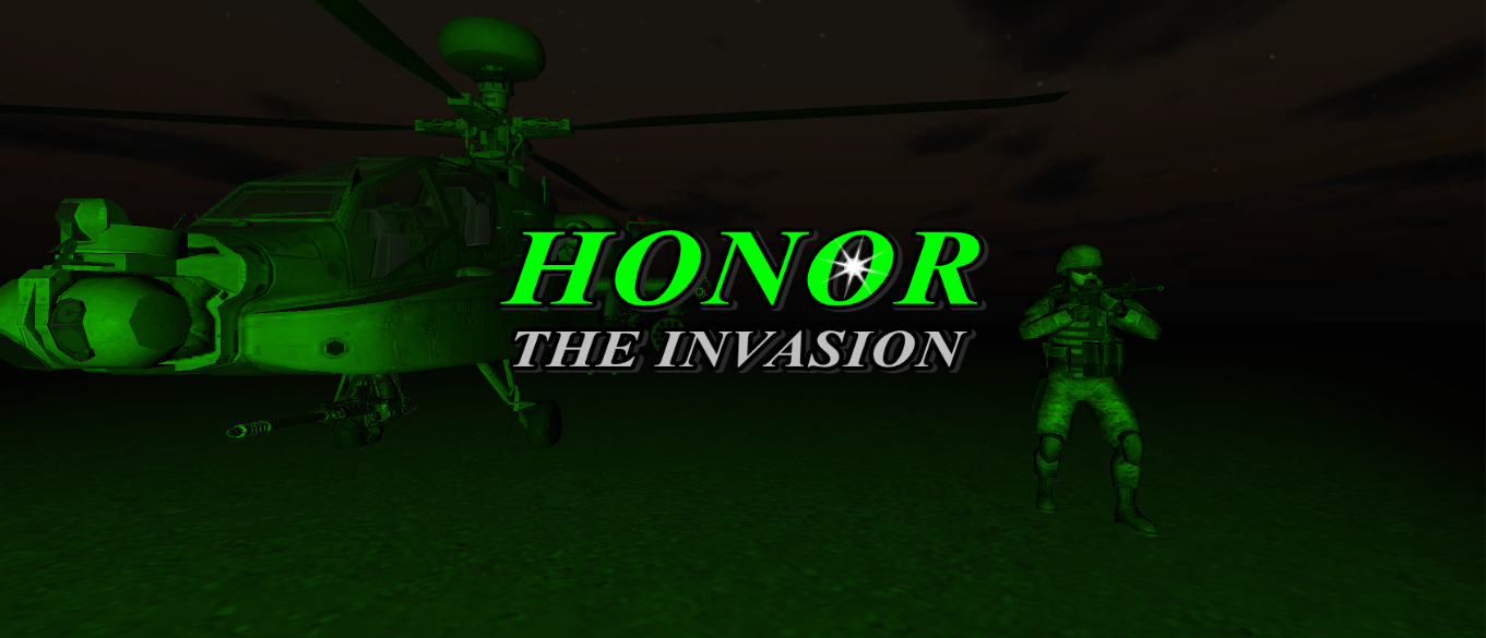 HONOR - EPISODE I: THE INVASION