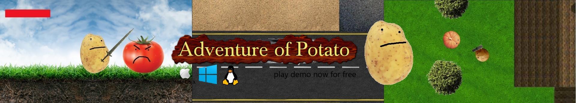 Adventure of Potato