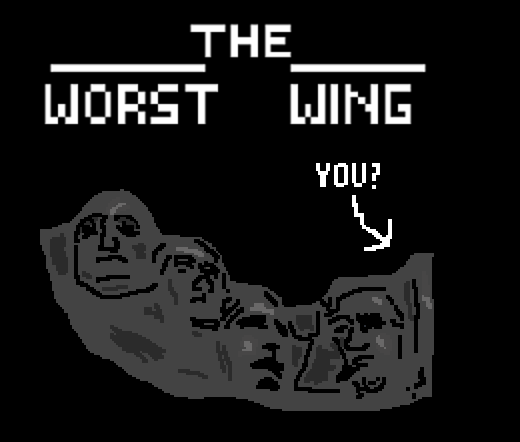 The Worst Wing: An Oval Office Simulator